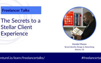Kendol Mason, Unlocking the Secrets to a Stellar Client Experience